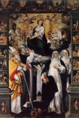 003 Madonna del Rosario e Santi
