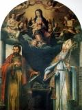 017 Madonna delle Grazie con San Marco e San Biagio
